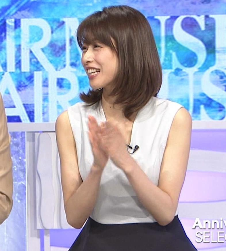 加藤綾子 衣装も表情もセクシーキャプ・エロ画像10