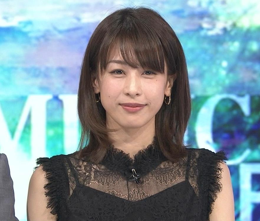加藤綾子 いろんな表情やしぐさがまだまだかわいいキャプ・エロ画像