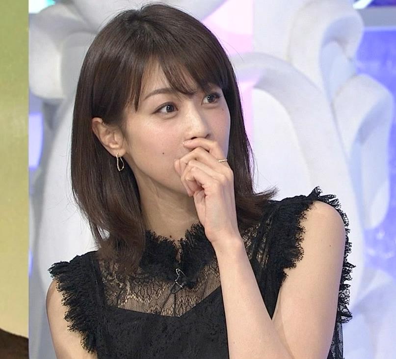 加藤綾子 いろんな表情やしぐさがまだまだかわいいキャプ・エロ画像13