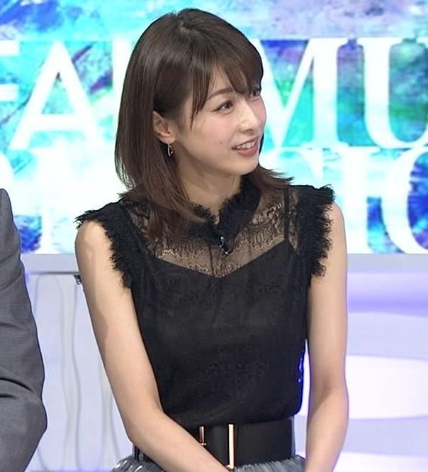 加藤綾子 いろんな表情やしぐさがまだまだかわいいキャプ・エロ画像15