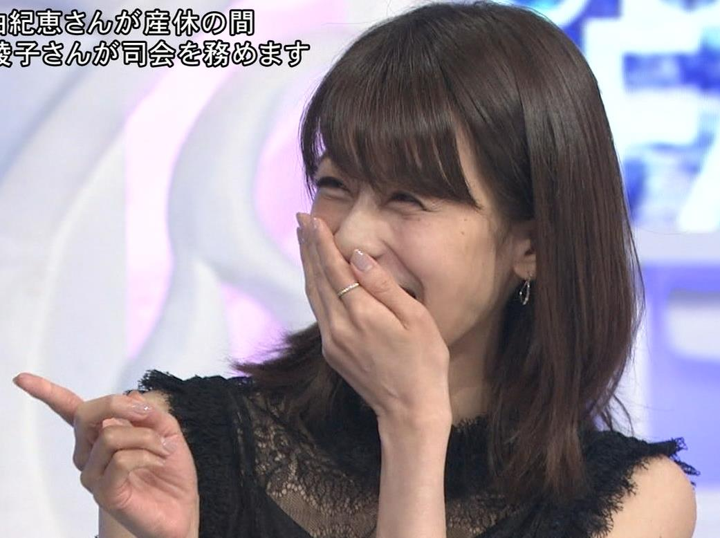 加藤綾子 いろんな表情やしぐさがまだまだかわいいキャプ・エロ画像4