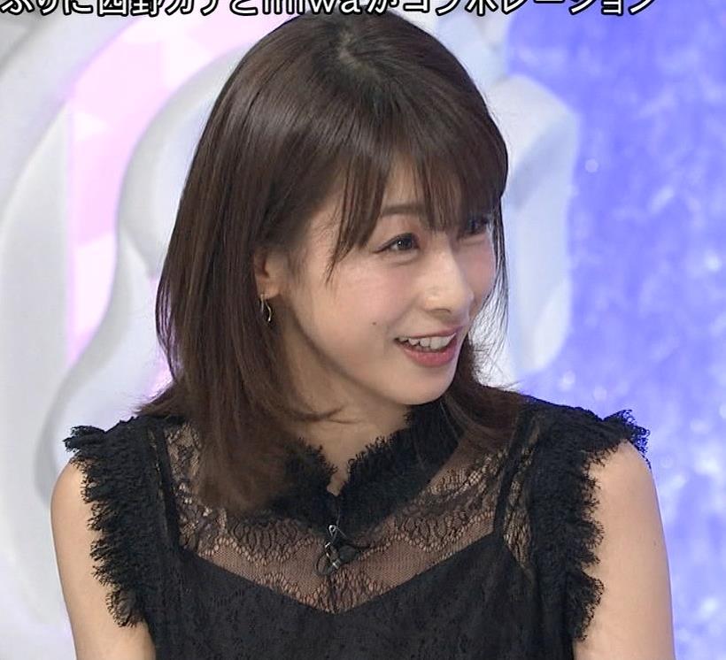 加藤綾子 いろんな表情やしぐさがまだまだかわいいキャプ・エロ画像6