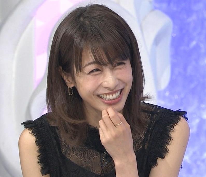 加藤綾子 いろんな表情やしぐさがまだまだかわいいキャプ・エロ画像7