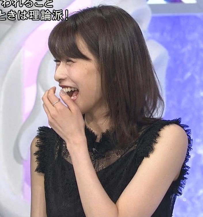 加藤綾子 いろんな表情やしぐさがまだまだかわいいキャプ・エロ画像8