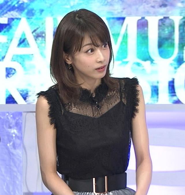 加藤綾子 いろんな表情やしぐさがまだまだかわいいキャプ・エロ画像9