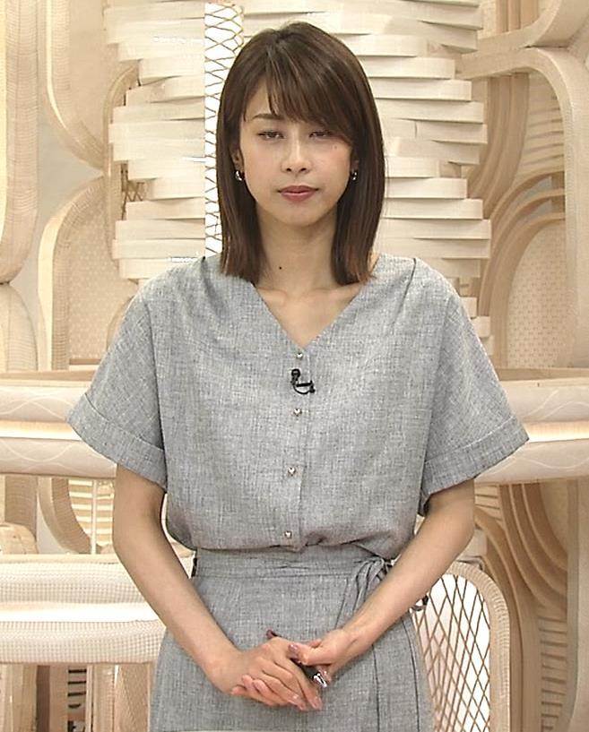 加藤綾子 エロくない服キャプ・エロ画像4
