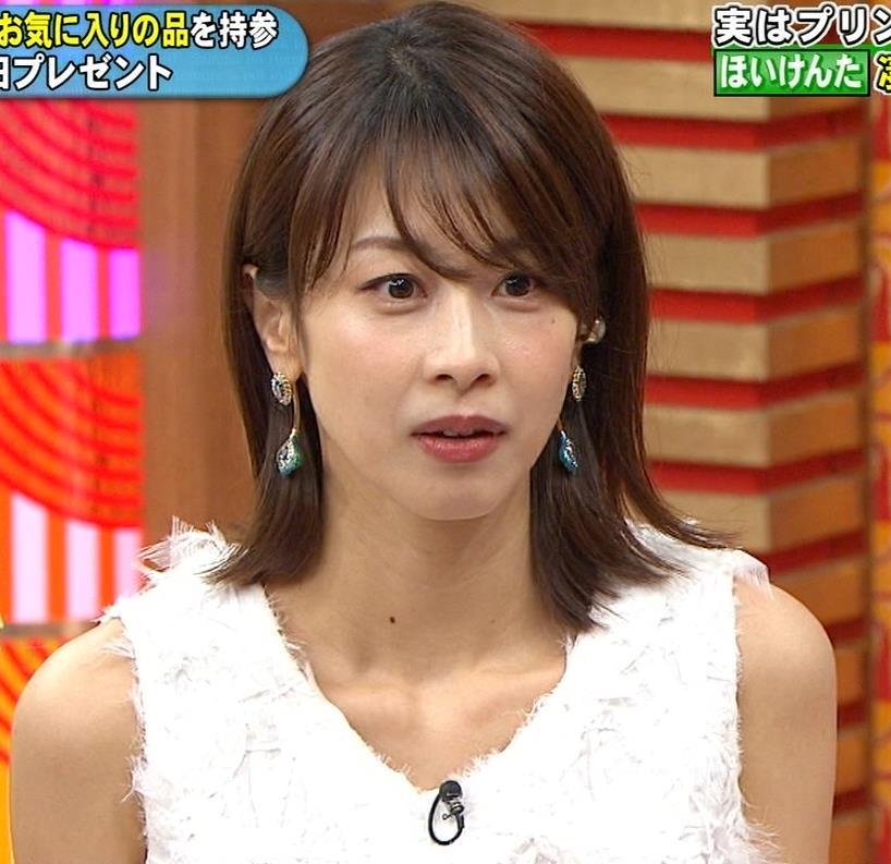 加藤綾子 なんかエロい角度キャプ・エロ画像7