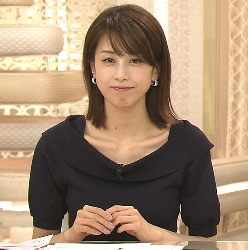 加藤綾子 かわいい表情キャプ・エロ画像2