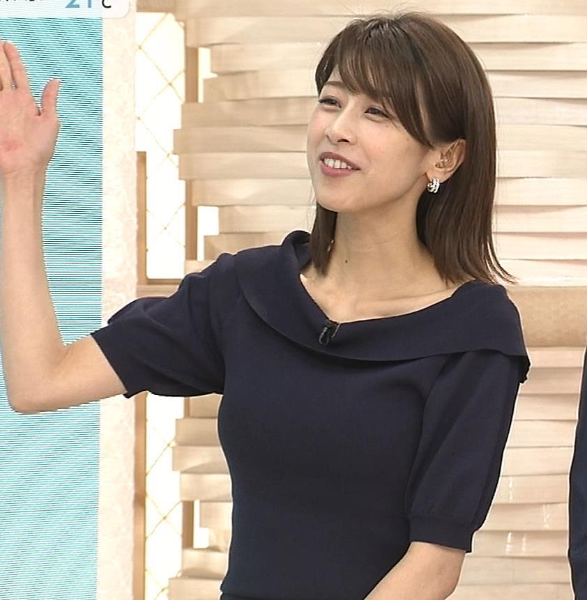 加藤綾子 かわいい表情キャプ・エロ画像6