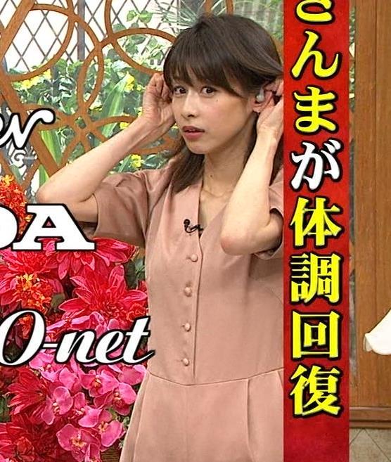 加藤綾子アナ 「ホンマでっかTV!?」 ★キャプ・エロ画像5