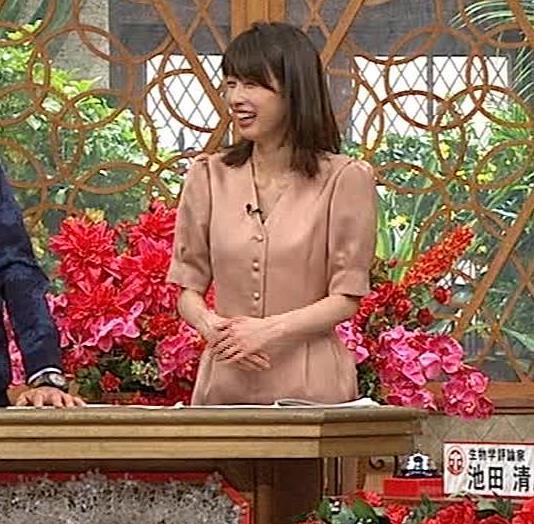 加藤綾子アナ 「ホンマでっかTV!?」 ★キャプ・エロ画像6