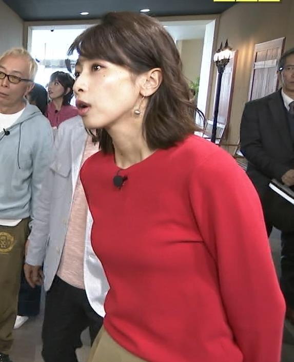 アナ おっぱいがエロい服キャプ・エロ画像4