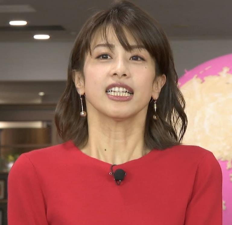 アナ おっぱいがエロい服キャプ・エロ画像6