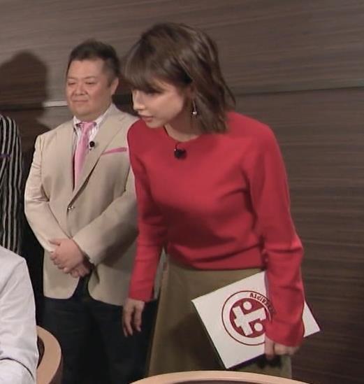 アナ おっぱいがエロい服キャプ・エロ画像8