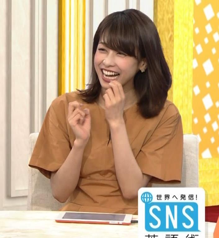 加藤綾子 いろいろかわいい英語教育の番組キャプ・エロ画像8