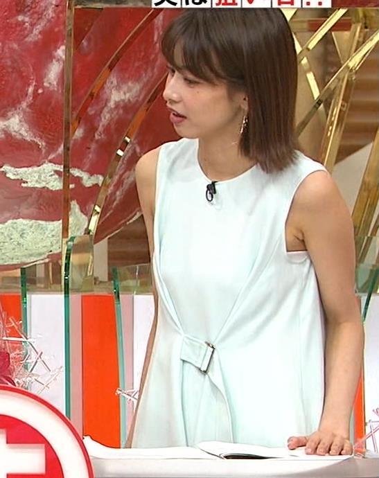加藤綾子 ワキがエロいノースリーブキャプ・エロ画像2
