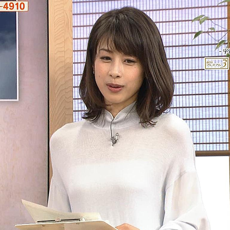 加藤綾子 NHK初出演キャプ(ごごナマ)キャプ・エロ画像
