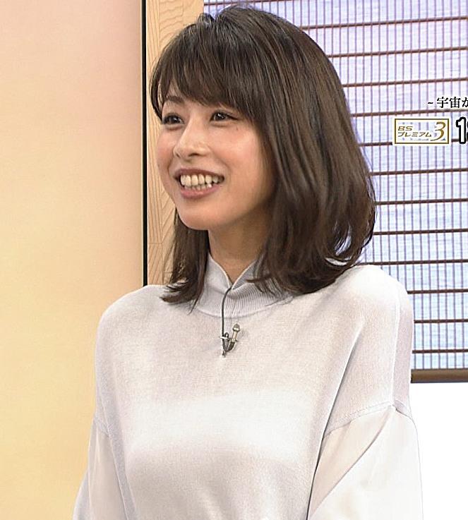 加藤綾子 NHK初出演キャプ(ごごナマ)キャプ・エロ画像4