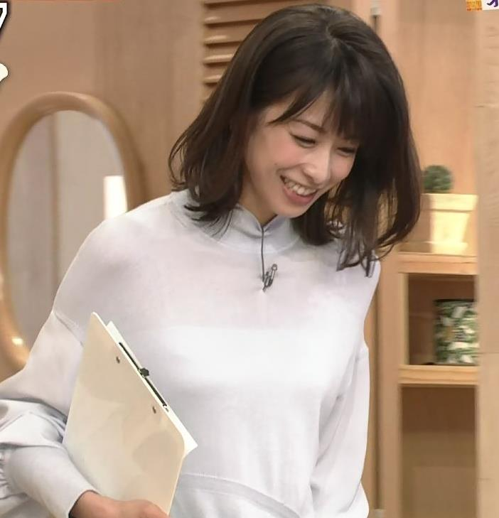 加藤綾子 NHK初出演キャプ(ごごナマ)キャプ・エロ画像5
