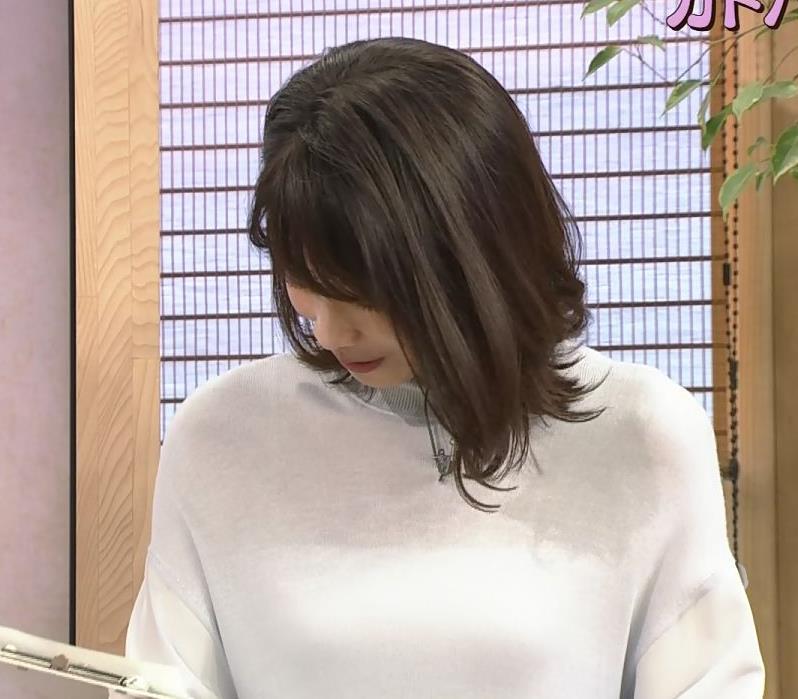 加藤綾子 NHK初出演キャプ(ごごナマ)キャプ・エロ画像7