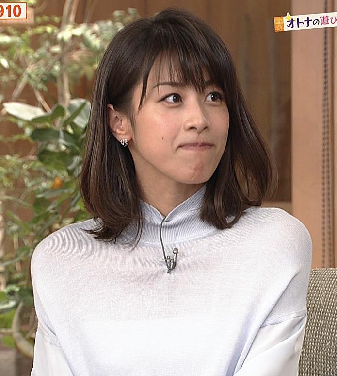 加藤綾子 NHK初出演キャプ(ごごナマ)キャプ・エロ画像8