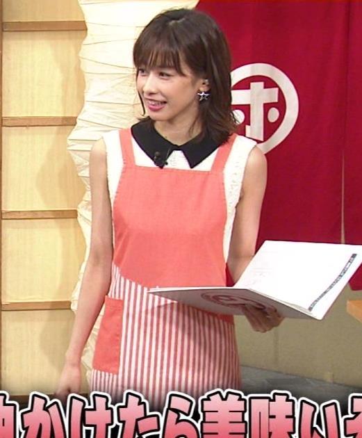 加藤綾子アナ キス顔キャプ・エロ画像13