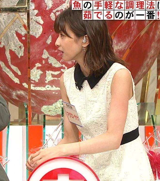加藤綾子アナ キス顔キャプ・エロ画像4