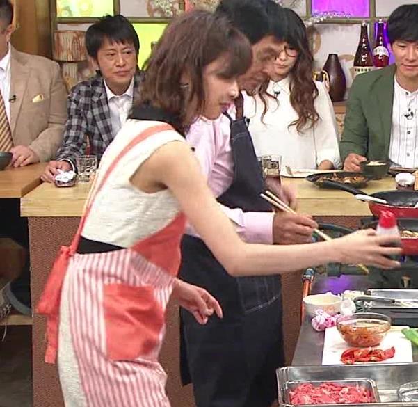 加藤綾子アナ キス顔キャプ・エロ画像8