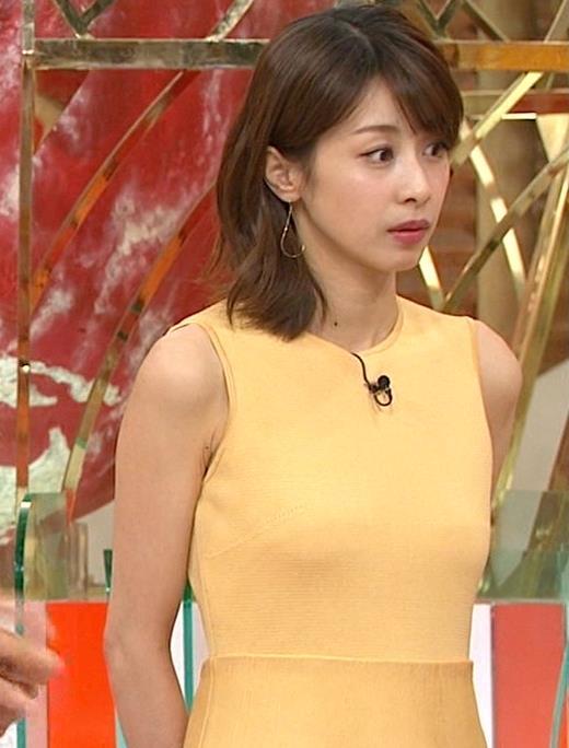 アナ 裸に見えそうな色のピチピチ衣装キャプ・エロ画像7