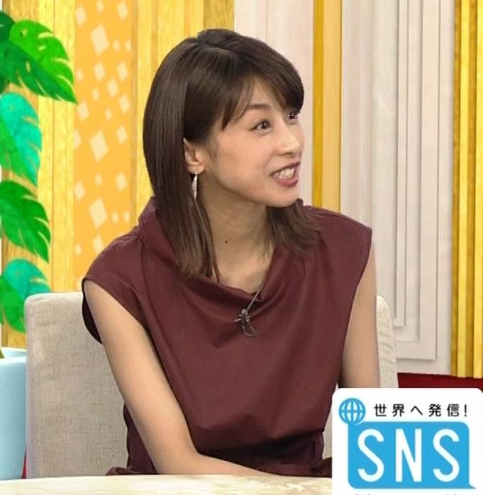 加藤綾子 世界へ発信!SNS英語術キャプ・エロ画像4