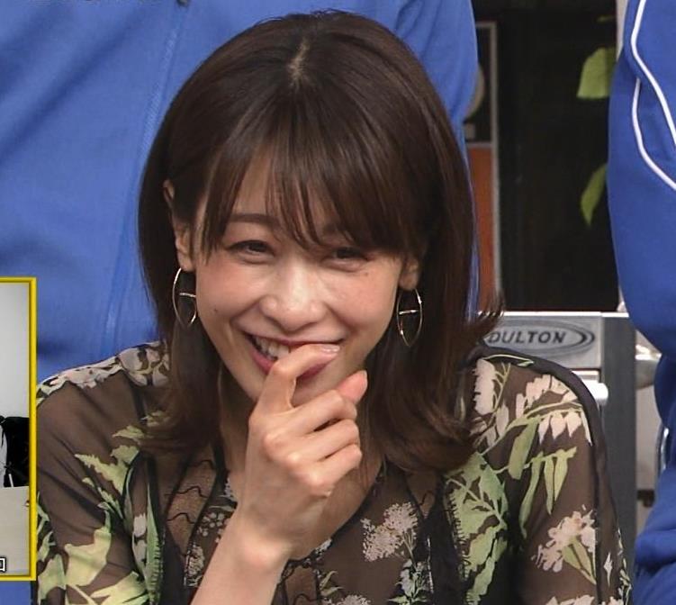 加藤綾子 「世界まる見え!テレビ特捜部」 キャプ・エロ画像6