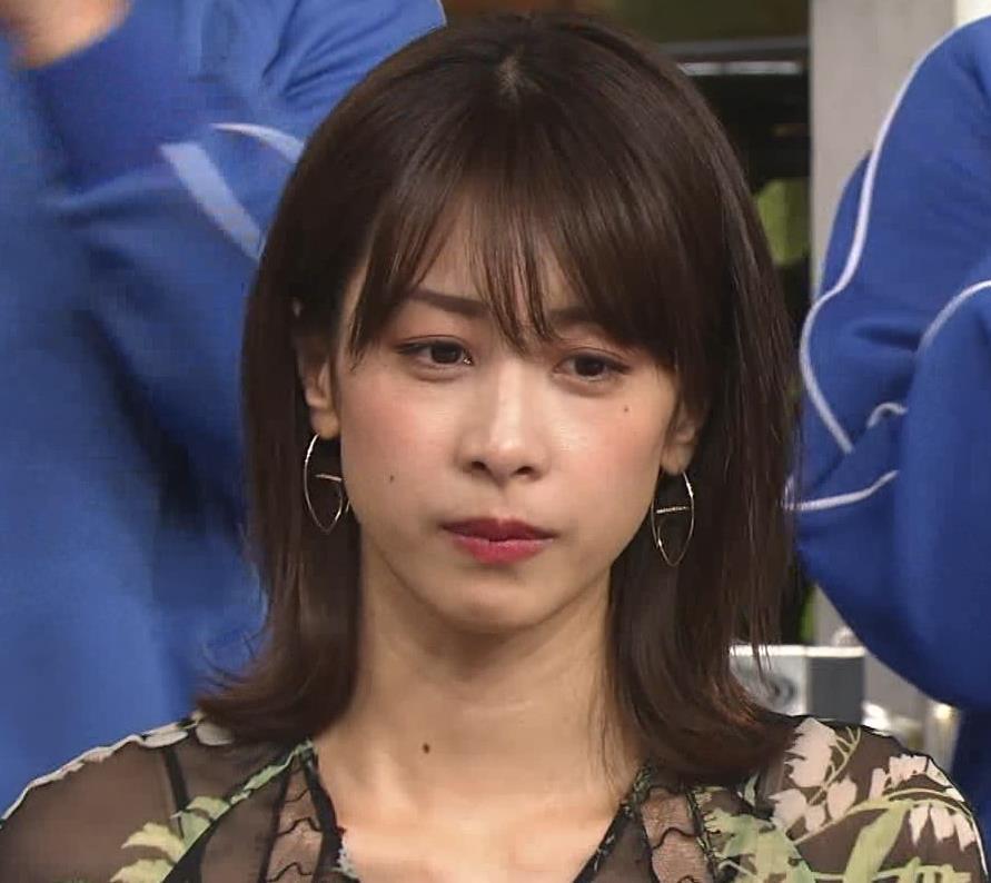 加藤綾子 「世界まる見え!テレビ特捜部」 キャプ・エロ画像7