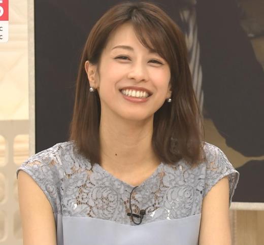 加藤綾子 白い下着が透けてるキャプ画像(エロ・アイコラ画像)