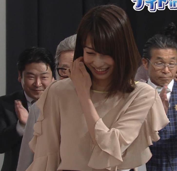 加藤綾子 探偵ナイトスクープの秘書画像キャプ・エロ画像