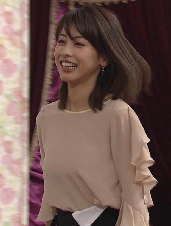 加藤綾子 探偵ナイトスクープの秘書画像キャプ・エロ画像2