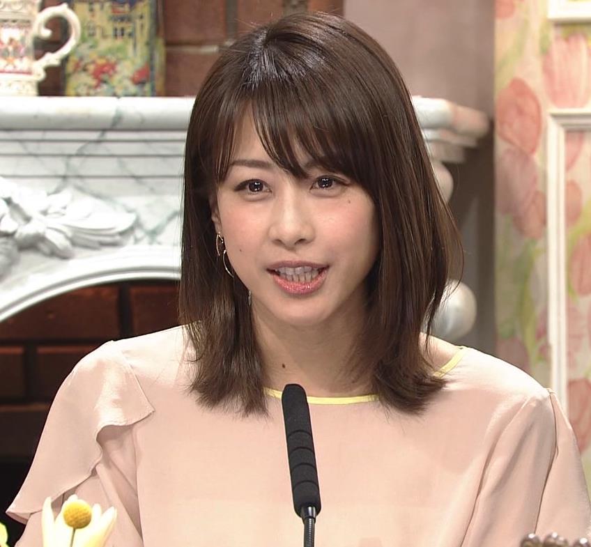 加藤綾子 探偵ナイトスクープの秘書画像キャプ・エロ画像4