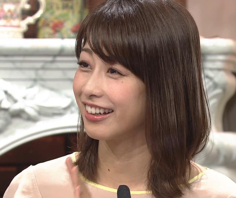 加藤綾子 探偵ナイトスクープの秘書画像キャプ・エロ画像8