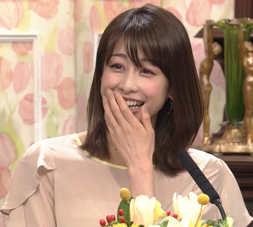 加藤綾子 探偵ナイトスクープの秘書画像キャプ・エロ画像9