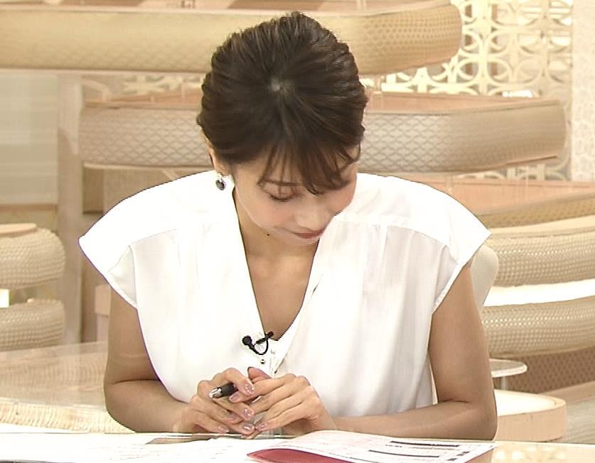 加藤綾子 「Live News it!」キャプ・エロ画像