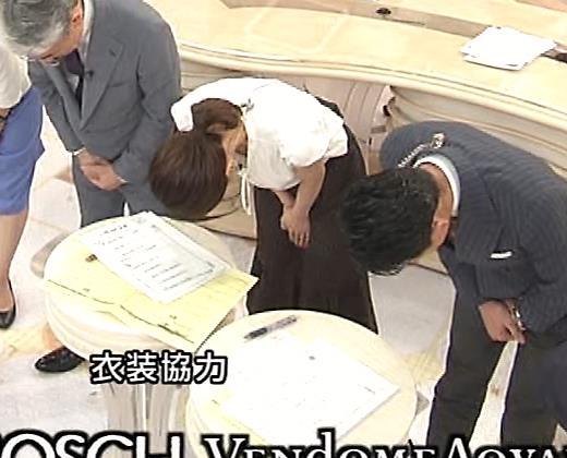 加藤綾子 「Live News it!」キャプ・エロ画像8