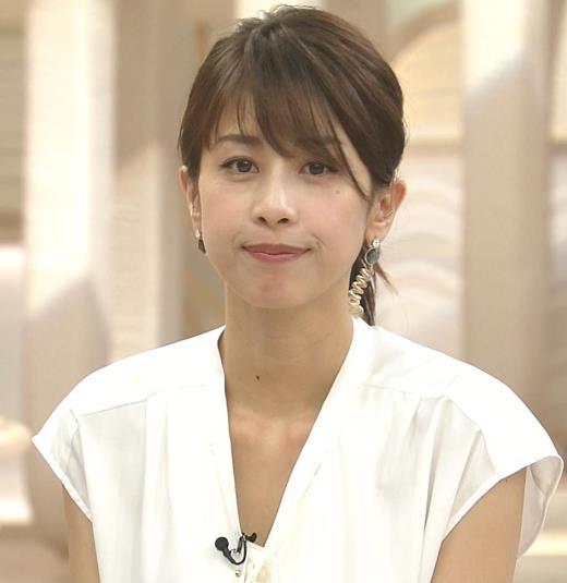 加藤綾子 「Live News it!」キャプ画像(エロ・アイコラ画像)