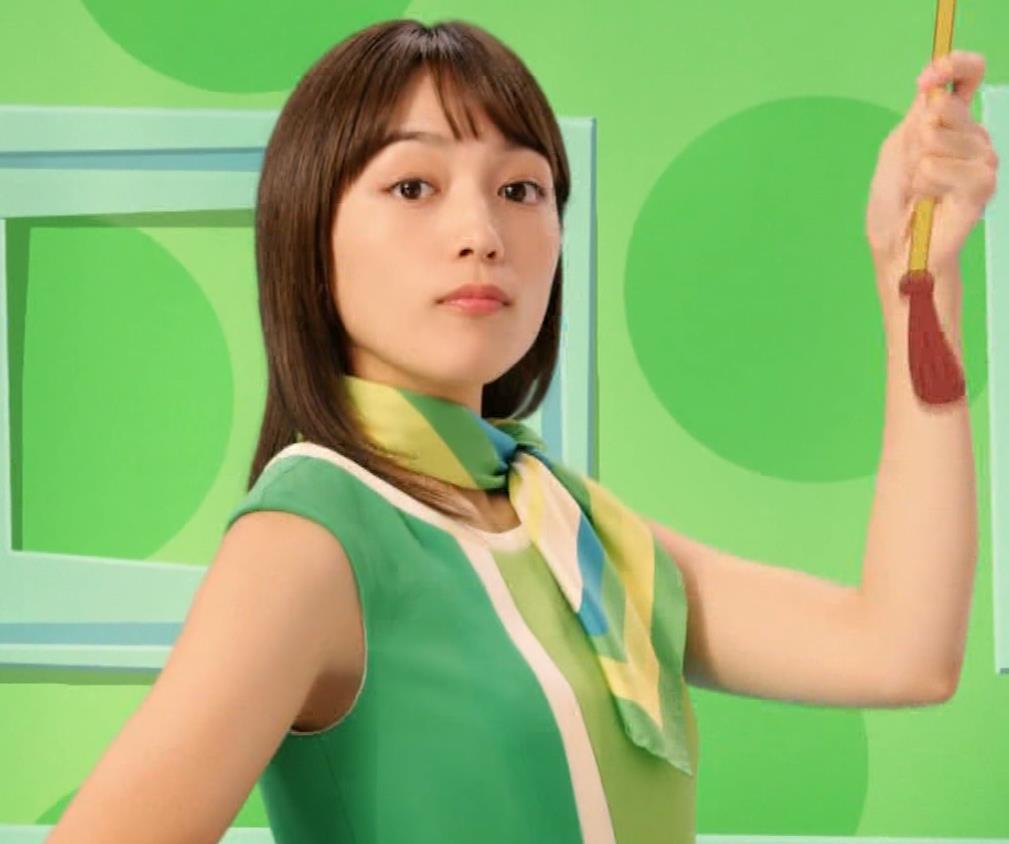 川口春奈 すごくカワイイCMキャプ・エロ画像11