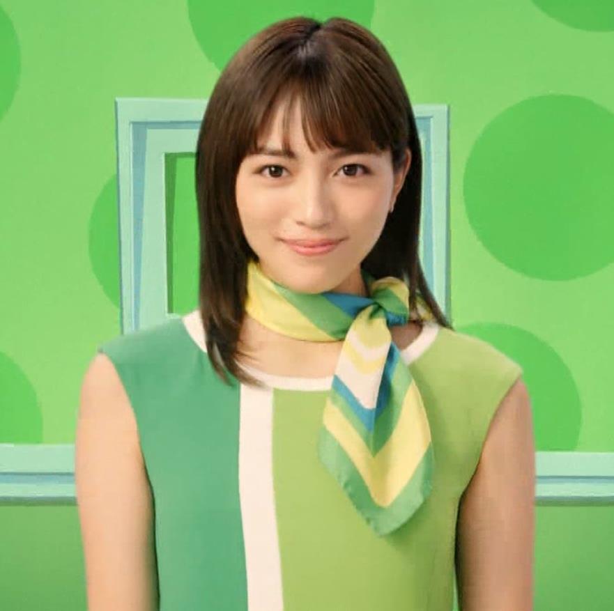 川口春奈 すごくカワイイCMキャプ・エロ画像3