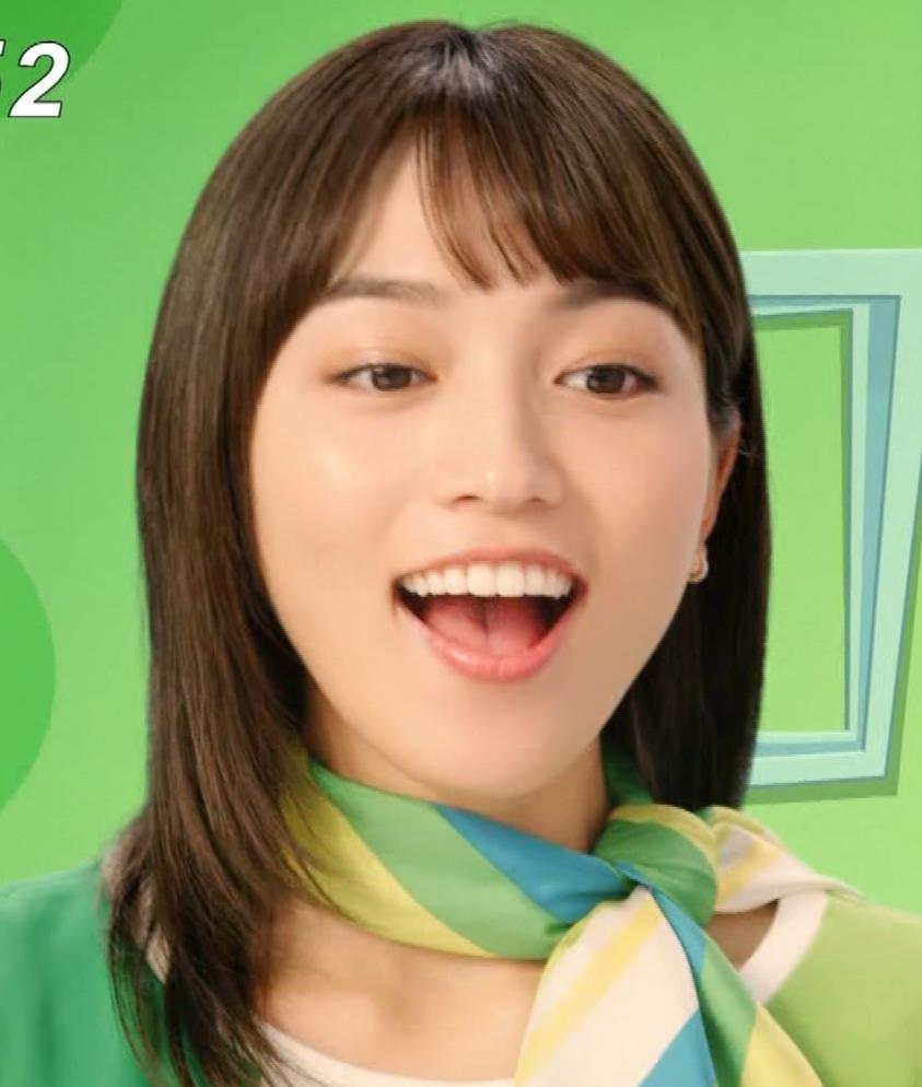 川口春奈 すごくカワイイCMキャプ・エロ画像6