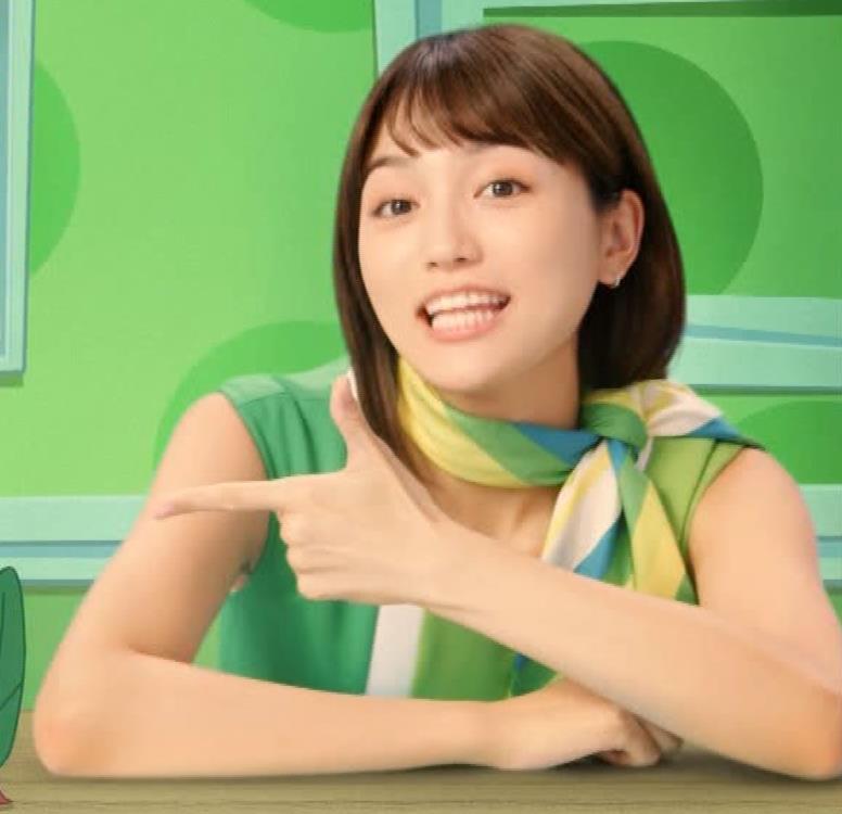 川口春奈 すごくカワイイCMキャプ・エロ画像9