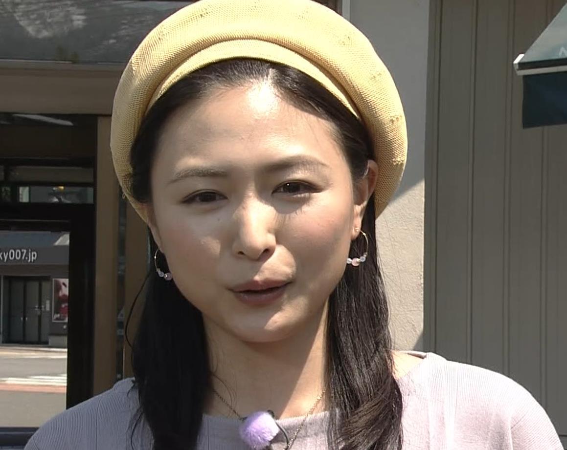 川村ゆきえ NHKで疑似フェラ連発!!キャプ・エロ画像6