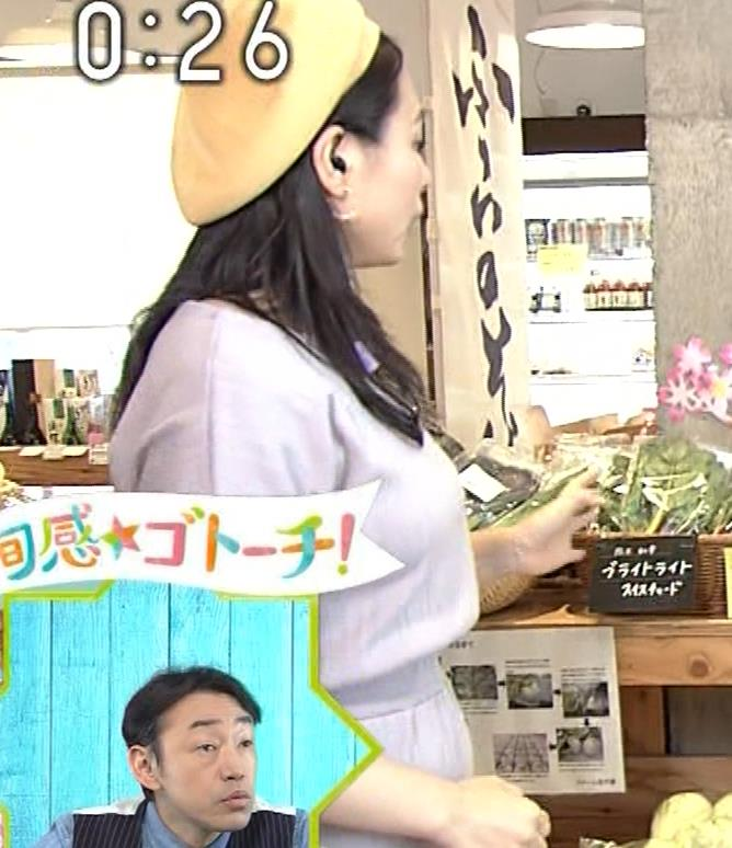 川村ゆきえ NHKで疑似フェラ連発!!キャプ・エロ画像9