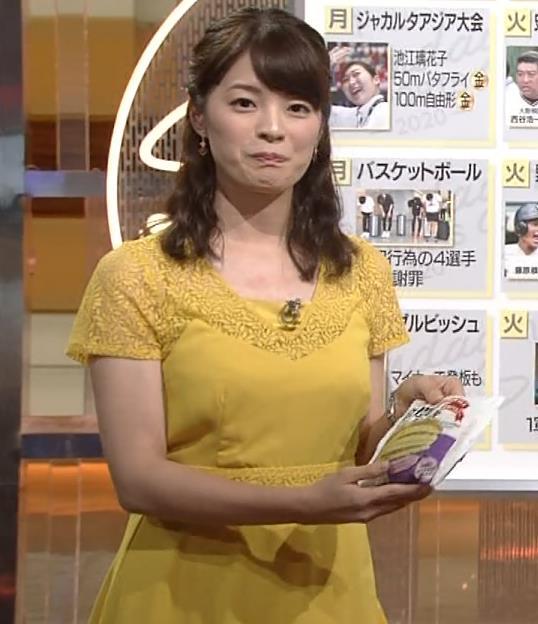 川崎理加アナ 可愛くてエロいNHK若手アナキャプ・エロ画像5