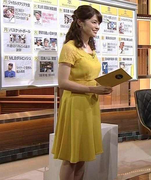 川崎理加アナ 可愛くてエロいNHK若手アナキャプ・エロ画像9