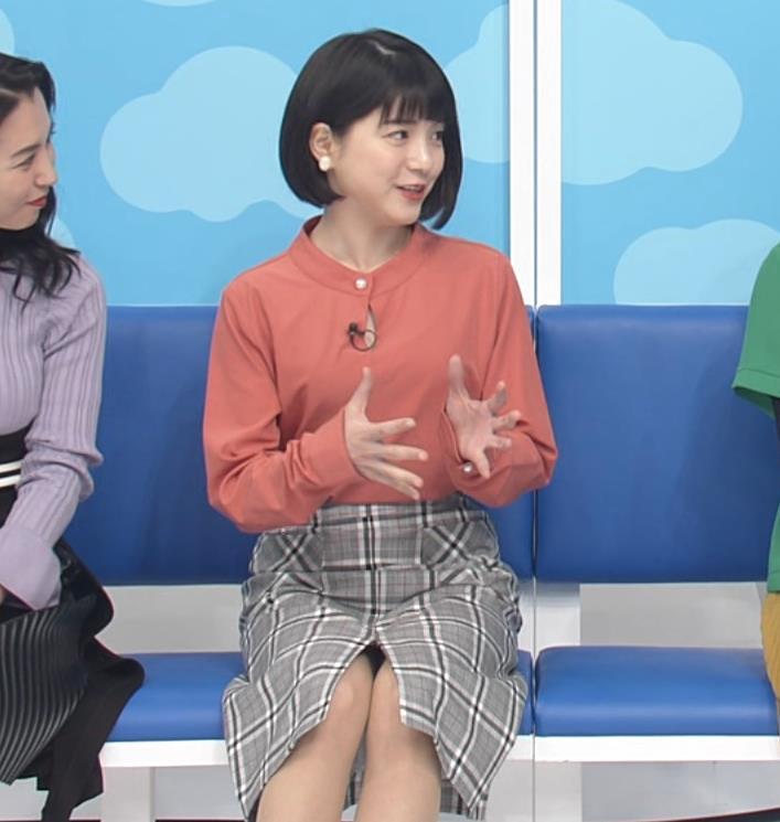 川島海荷 パンツ見えそうな▼ゾーンキャプ・エロ画像